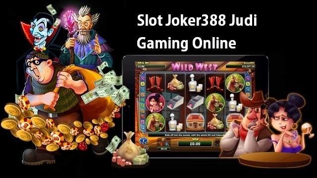 Cara Daftar Slot Joker388